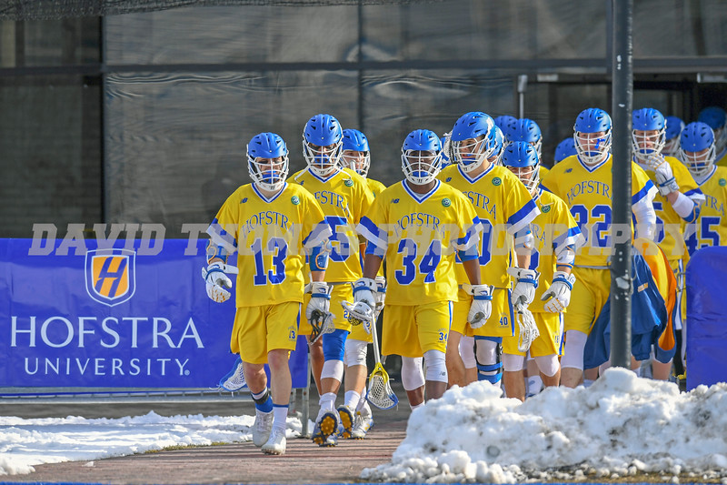 Hofstra vs Georgetown Men's Lacrosse 2019
