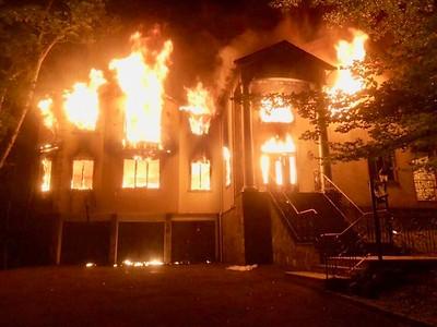 2nd Alarm House Fire -  Birch Ct, Croton on Hudson, NY - 8/25/19