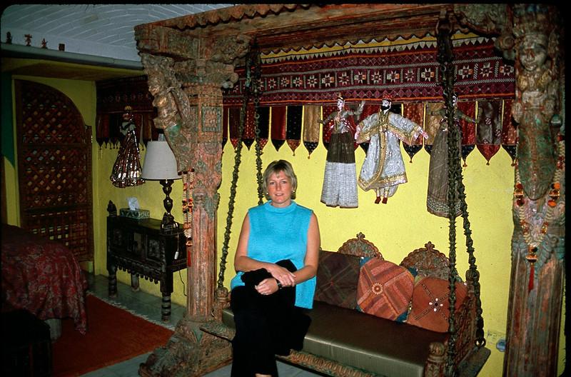 our room in Guanajuato