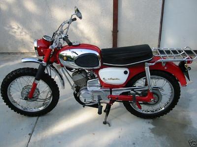 1968 Bearcat 120