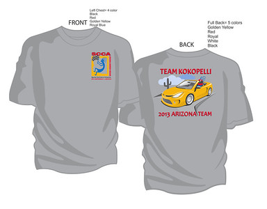 2013 Nationals T-Shirt