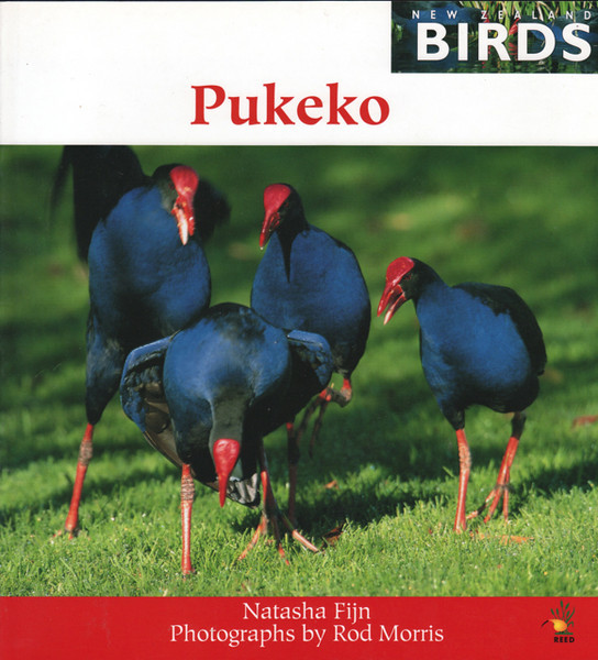 'New Zealand Birds: Pukeko' is a fantastic gift for intermediate readers (age 8+) and can be purchased directly from us for $34.99 (+P&P). For more information contact the Production Manager at info@rodmorris.co.nz.