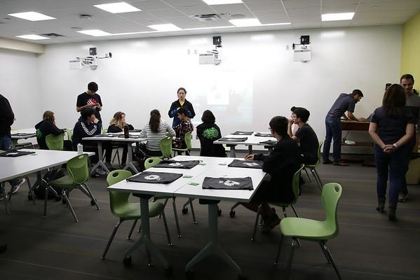 BP Sponsored Project Management Class 11-23-19