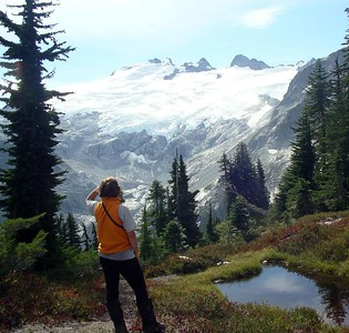 Backpacking in the North Cascades