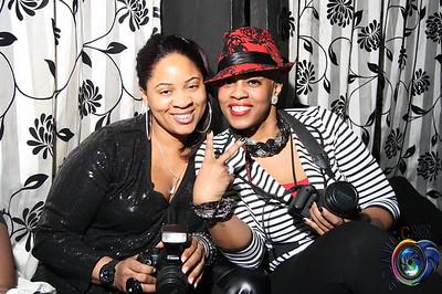 FEBRUARY 10TH, 2012: FASHION WEEK W/ DESIGNER STACY ANGELA WILLIAMS @ CLUB LAIR (NYC)