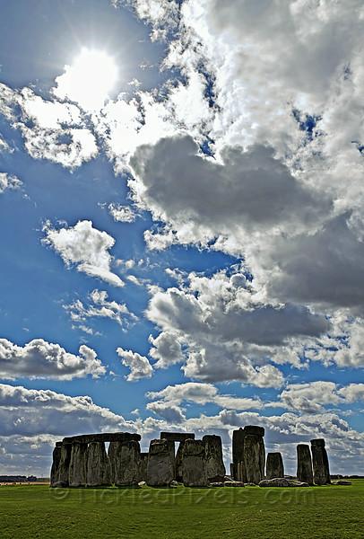 High Noon, Stonehenge