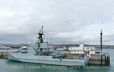 HMS Tyne - March 28, 2015