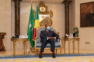 SEM Denis SASSOU N'GUESSO - Président de la République populaire du Congo - Congo