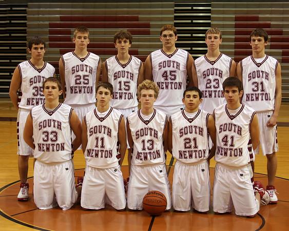 SNHS Boys Basketball Team 2006
