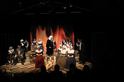 Fall Play The Crucible 2019