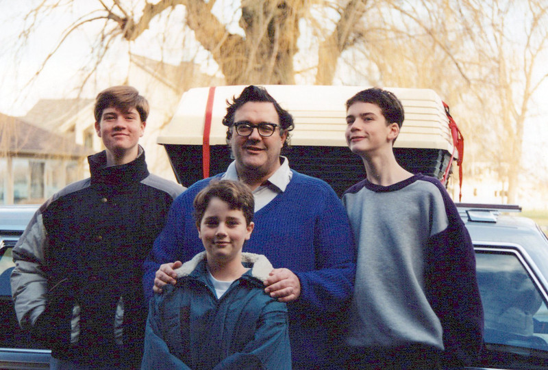 Max, Butch, AJ, John 1995.jpeg