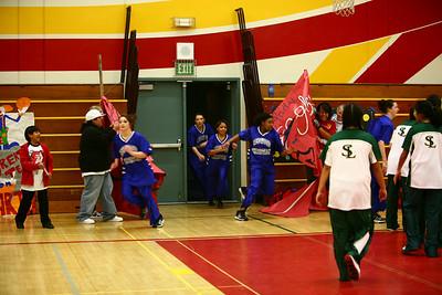 Homecoming Games - Girls' Varsity Basketball
