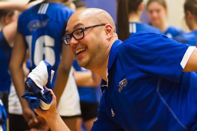 2012-13 Women's Volleyball