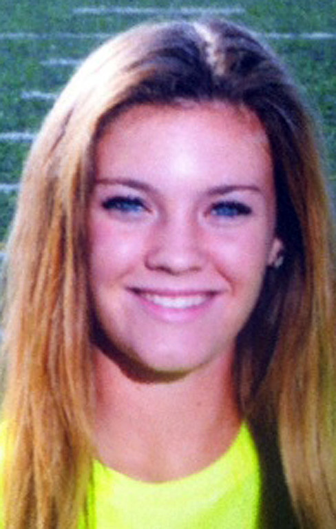 . McKenna Pigoni of Upland High School has been named to the Daily Bulletin\'s All-Valley Girl\'s soccer team. Courtesy photo.