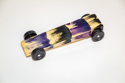 2018 Pinewood Derby Cars