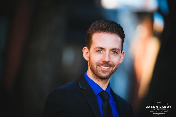 Taylor Brandon Candid Portrait