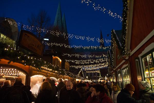 Lübecker Weinachtsmärkte