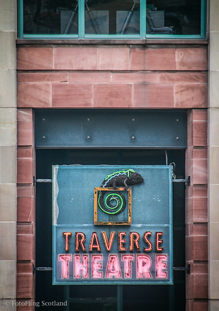 The Traverse Theatre, Edinburgh