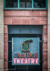 The Traverse Theatre, Edinburgh