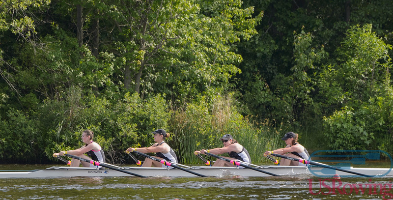 Women's Youth Quad Semifinal