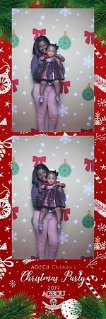 AGECU Kids Christmas Party 2019 (Photobooth)
