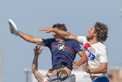 10-4-15 USA Ultimate Nationals Men's Division Championships - Seattle Sockeye v San Francisco Revolver