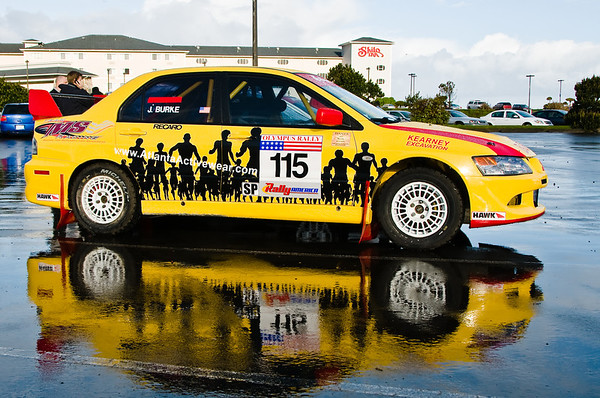 Olympus Rally 2010