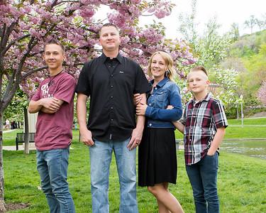 Carlson family 2019