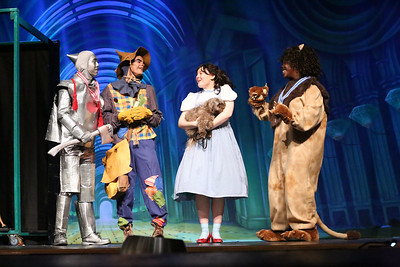 Jan 25 Matinee Wizard of Oz