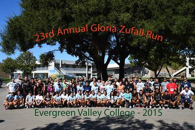 23rd Annual Gloria Zufall Run