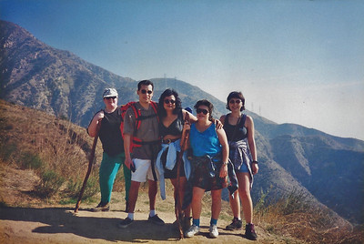 SAN GABRIEL MOUNTAINS: Sam Merrill Trail (Trips)