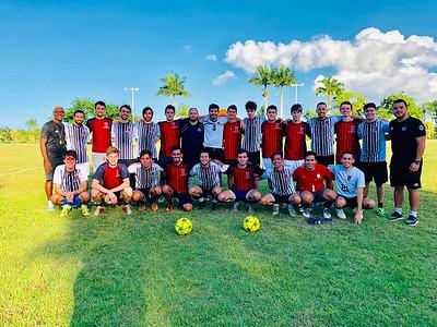 2018 Alumni Soccer Classic & Reception
