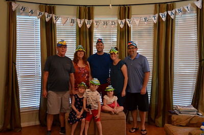 2016-08-13 - 6th Birthday Party