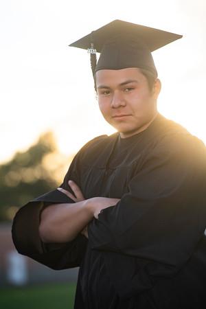 Francesco's Graduation Hoehne 2020
