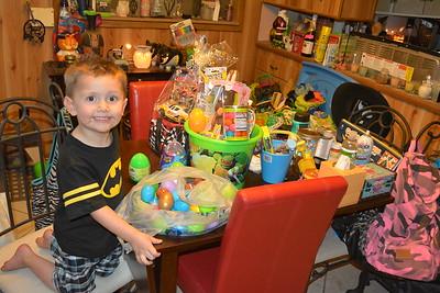 Bubbas Easter 2015