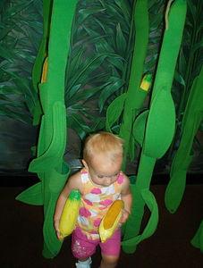 Rachel at Children's Museum
