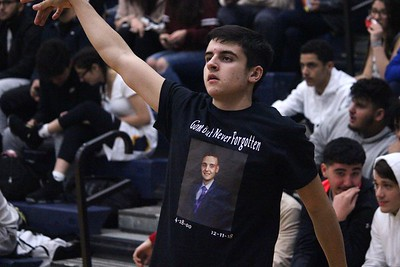 HS Sports - Dearborn at Fordson Boys Basketball 18