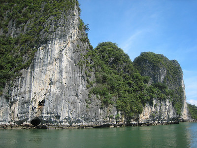 May 08: Vietnam and Halong Bay
