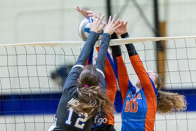 9-16-19 Hopkins v Minneapolis Washburn Volleyball
