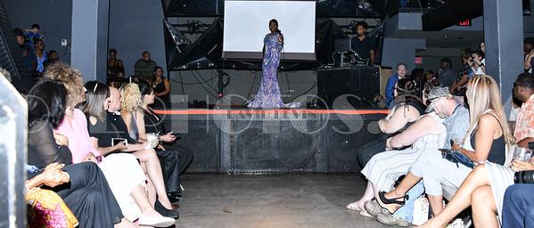 Model Mafia at LA Fashion Fest