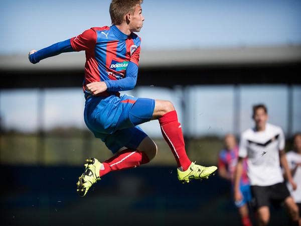 U19: Plzeň - Opava 4:2