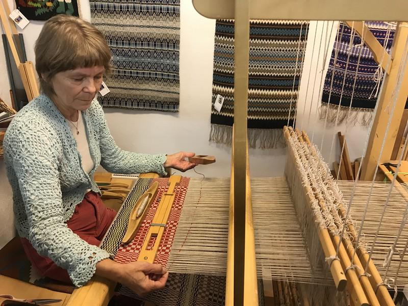 Weaving workshop - Ulvik