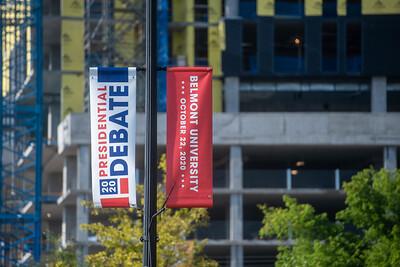 Best of Nashville Debate banners