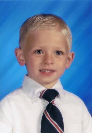 Zach School Photos