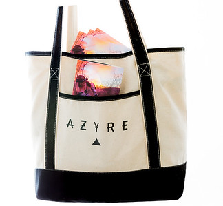 AZYRE Tote Bag