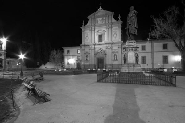 Night in Firenze
