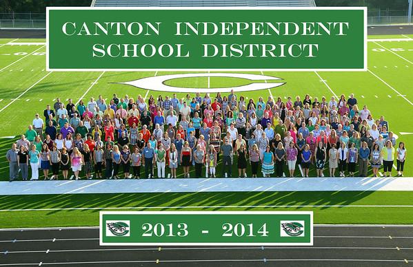 CISD Staff Photo 2013-2014