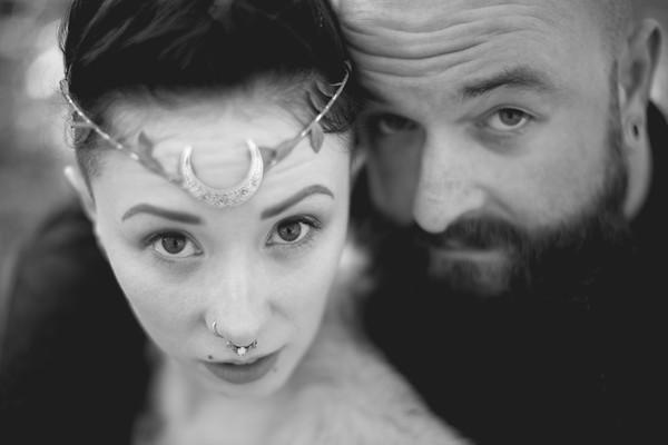 Ceremony & Portraits - Heath & Hannah