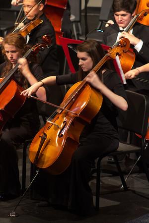 HIgh School Orchestra Spring 2018 Concert