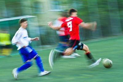 Hertha - SV Blau-Weiß